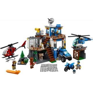 LEGO City - Hegyi Rendőrkapitányság LEGO® 60174
