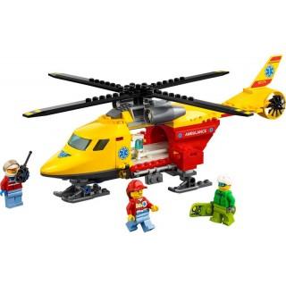 LEGO City - Mentőhelikopter LEGO® 60179