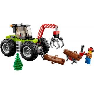 LEGO City - Erdei Traktor LEGO® 60181