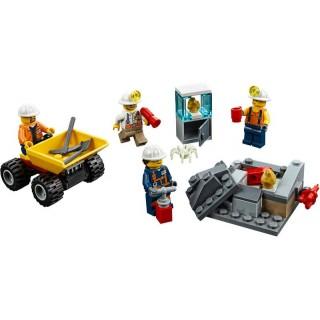 LEGO City - Bányászcsapat LEGO® 60184