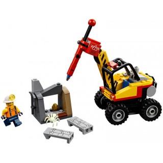 LEGO City - Bányászati hasítógép LEGO® 60185