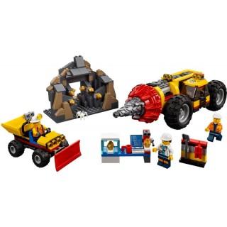 LEGO City - Nehéz bányafúró LEGO® 60186
