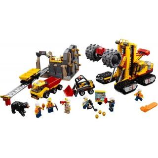 LEGO City - Bányaszakértői terület LEGO® 60188