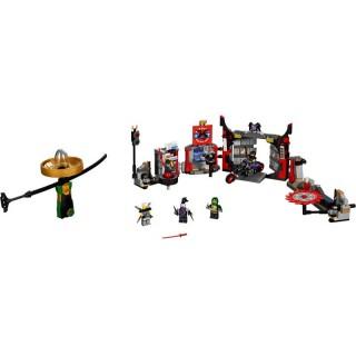 LEGO Ninjago - G.F. Központ LEGO® 70640