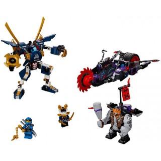 LEGO Ninjago - Killow Szamuráj X ellen LEGO® 70642