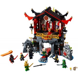 LEGO® 70643 - A Feltámadás temploma LEGO Ninjago