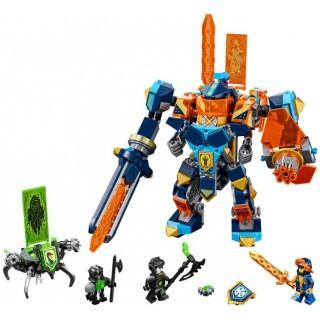 LEGO Nexo Knights - Souboj technických čarodějů