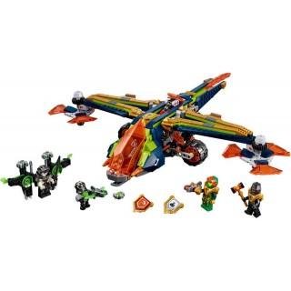 LEGO Nexo Knights - Aaron X-hajója LEGO® 72005