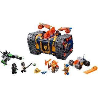 LEGO Nexo Knights - Axl Guruló arzenálja LEGO® 72006
