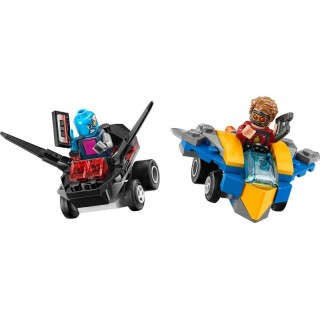 LEGO Super Heroes - Mighty Micros: Star-Lord vs. Nebula