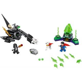 LEGO Super Heroes - Superman™ és Krypto™ szövetsége LEGO® 76096