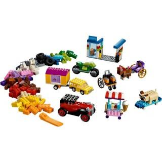 LEGO Classic - Kostky na kolečkách
