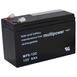 Pb akkumulátor MULTIPOWER 12V/10,0Ah