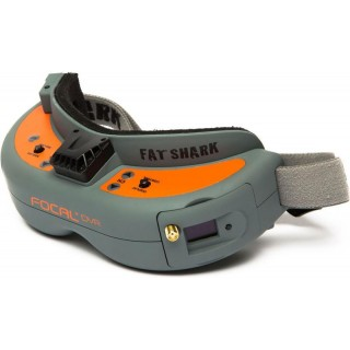 Fat Shark Spektrum Focal DVR FPV Headset