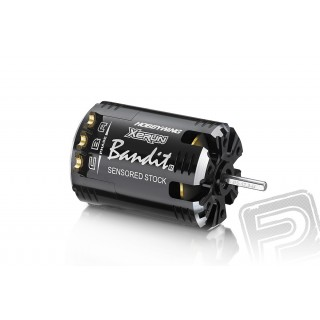 XERUN-BANDIT-V10 21,5T menetes - G2 - fekete