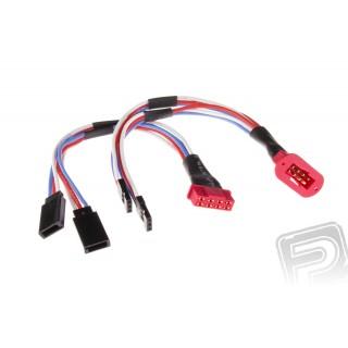 MPX Hosszabbító kábel 2 szervóhoz