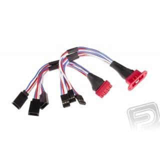 MPX Hosszabbító kábel 3 szervóhoz