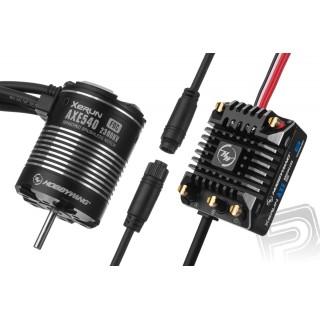 COMBO XERUN AXE 540-2300KV - senzorové