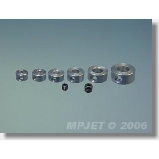 2807 Stavěcí kroužek dural 2 mm 4 ks