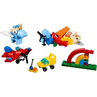 LEGO Classic - Duhová zábava