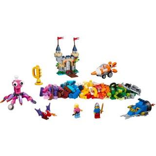 LEGO Classic - Az óceán mélyén - LEGO® 10404
