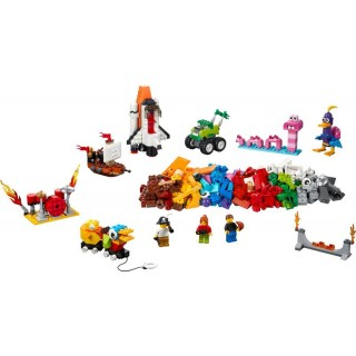 LEGO Classic -Küldetés a Marsra - LEGO® 10405