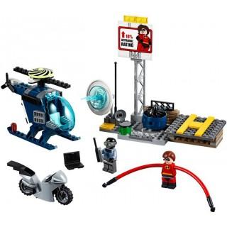 LEGO Juniors - Elastižena: pronásledování na střeše