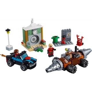 LEGO Juniors - Bankovní loupež Podkopávače