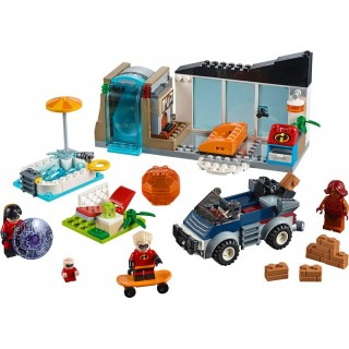 LEGO Juniors - Velký útěk zdomu