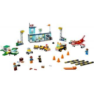 LEGO Juniors - Hlavní městské letiště