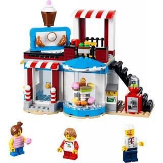 LEGO Creator - Moduláris édes meglepetések - LEGO® 31077
