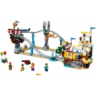 LEGO Creator - Kalózok hullámvasútja - LEGO® 31084