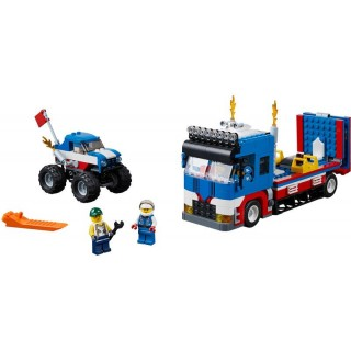 LEGO Creator - Mobil kaszkadőr bemutató - LEGO® 31085