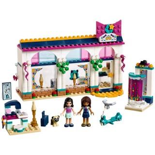 LEGO Friends - Andrea a její obchod s módními doplňky
