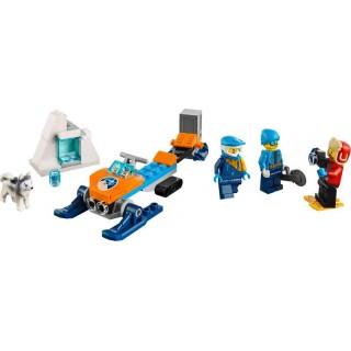 LEGO City - Sarkvidéki expedíciós csapat - LEGO® 60191