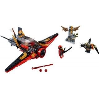 LEGO Ninjago - A Sors szárnya LEGO® 70650
