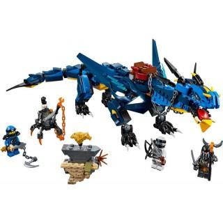 LEGO Ninjago - Viharkeltő LEGO® 70652