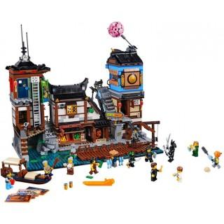 LEGO Ninjago - NINJAGO® City Dokkjai LEGO® 70657