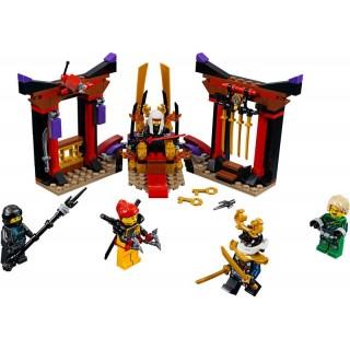 LEGO Ninjago - Leszámolás a trónteremben LEGO® 70651
