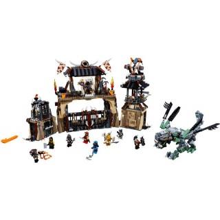 LEGO Ninjago - Sárkányverem LEGO® 70655