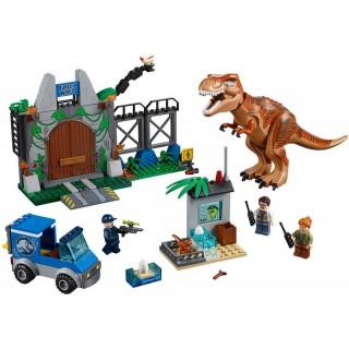 LEGO Juniors - T. rex kitörés LEGO® 10758