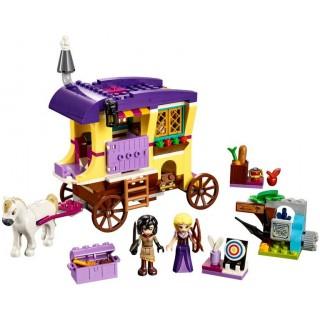 LEGO Disney - Aranyhaj utazó lakókocsija - LEGO® 41157