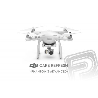 DJI Care Refresh (Phantom 3 Adv)