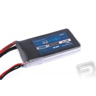 FOXY G3 - Li-Po 1000mAh/7,4V 40/80C 7,4Wh