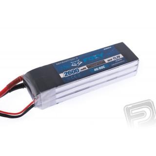 FOXY G3 - Li-Po 2600mAh/11,1V 40/80C 28,9Wh