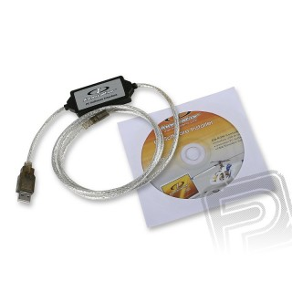 INNOVATOR software pro PC + USB interface