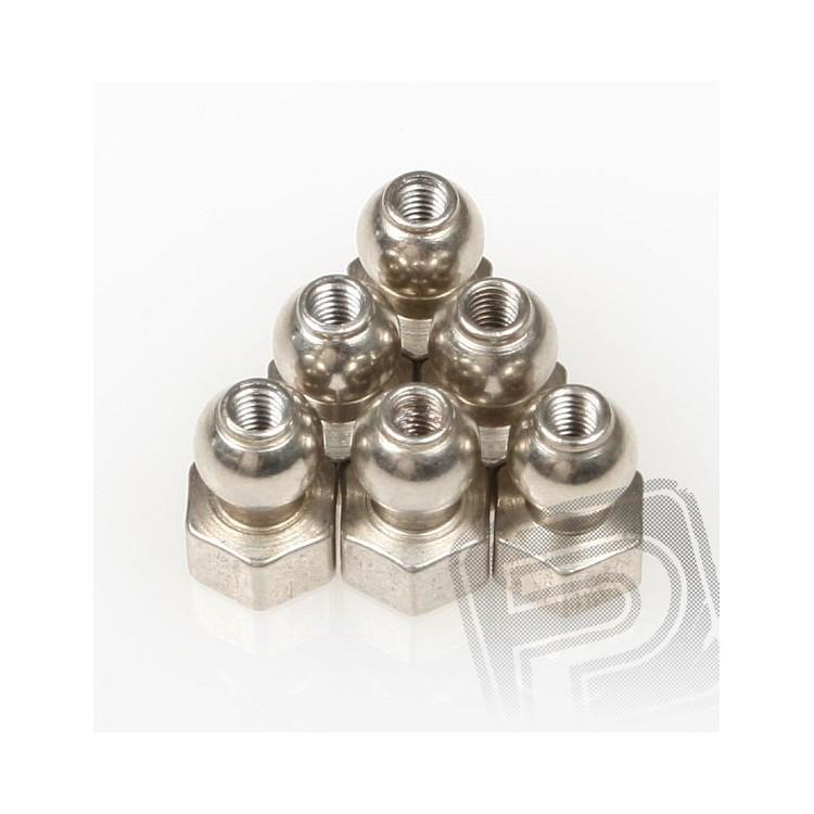 Kulový kloub 4mm EB-4 S2, ST-1, ER-1