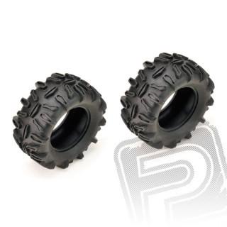 Samotné gumy Crawler, 2ks, 6543