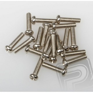 Csavar 3x12mm, SSK, SST