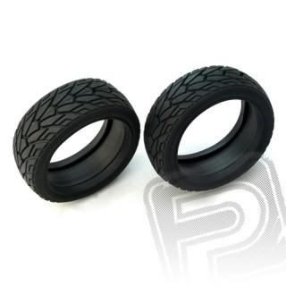 Profilované gumy včetně vložky, 2ks., ER-1